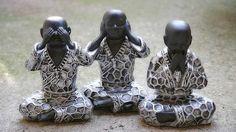 Os Três Senhores do Materialismo e o ego