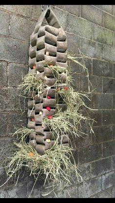 Firehose weave enrichment
