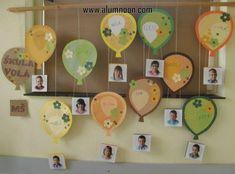 32 ideias de decoração de sala de aula - Educação Infantil - Aluno On