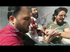 Guerra na Síria - O horror dos ataques aéreos - Setembro de 2016 (+18)