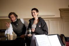 Actors laughing between takes - Imgur