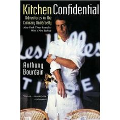 Anthony Bourdain is a culinary hero. Sharp and witty with a potty mouth of epic proportions. This is an excellent read.