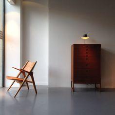 Pieces by Hans J Wegner, Børge Mogensen and Arne Jacobsen