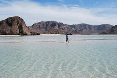 Balandra Beach - La Paz. The most beautiful beach I have ever seen