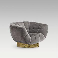 ESSEX ARMCHAIR by BRABBU   bocadolobo.com   #partnerbrand #furniture #luxuryfurniture