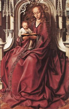 It's About Time: Madonnas attributed to Quinten Metsys (Netherlandish painter, 1466-1530)