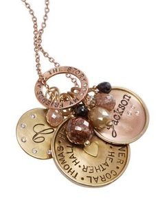 More Heather B. Moore charm ideas... get ready for our trunk show!