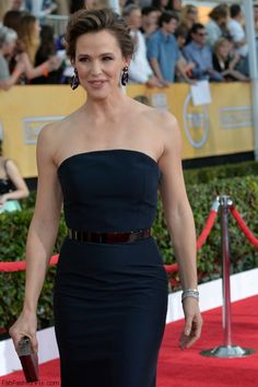 Jennifer Garner (AKA Sydney on #Alias) at 2014 SAG Awards