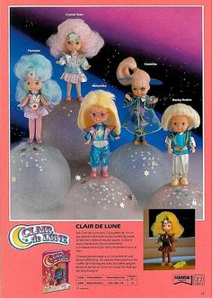 MOON DREAMERS I had these