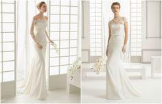 Divinos vestidos de novias   Colección Rosa Clara