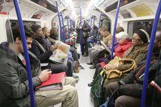 The London Underground will soon get but don't plan on streaming Netflix on your commute anytime soon Waterloo City, Northern Line, Tube Train, Next London, Radio Wave, Digital Detox, Richard Branson, Travel Oklahoma, London Underground