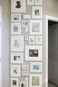Gallery Wall Display Ideas