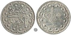 coins from Ottoman empire