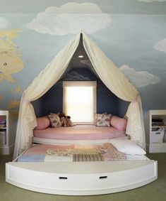 Kid's bedroom idea