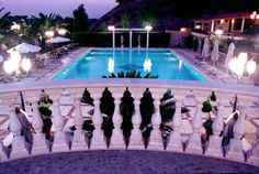 Villa con piscina per eventi zona Roma est