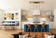 How to Design the Perfect Floor Plan | Decorist Furniture Showroom, Furniture Layout, Luxury Furniture, Interior Design Degree, Interior Design Portfolios, Ceiling Plan, Diy Kitchen Remodel, Restaurant Concept, Kitchen Trends