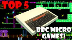 "Top 5 BBC Micro Computer Games My personal top 5 games on the BBC Micro the ultimate retro computer! Come with me on a journey to the early 1980s and let me introduce you to the BBC Micro more affectionately known as the beeb!  The Legendary BBC Micro was ""The Acorn Computer Company's"" bid for the then ""BBC Computer Literacy Project"" operated by the British Broadcasting Corporation. The then governments attempt to get the country using and learning about computers through a series of TV…"