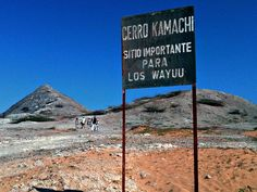 Kamachi, lugar sagrado para la cultura Wayúu