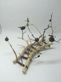 Diy And Crafts, Arts And Crafts, Korean Art, Bird, Rustic Art, Birds, Art And Craft, Art Crafts, Crafting