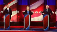 What's in the News - Democratic Debate Recap: Clinton Takes on Sanders