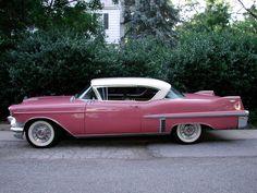 1957 Cadillac Desert Rose