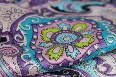 Carré en soie Impérial, soie naturelle, foulard carré de soie chic et mode. Square silk scarf men and woman, indian style. Princesse foulard.com