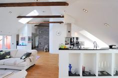 Truly Inspiring 182 Square Meter Stockholm Apartment
