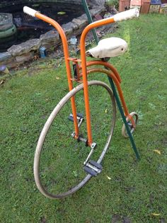 1960s childs monaco old english penny farthing 1880 bicycle