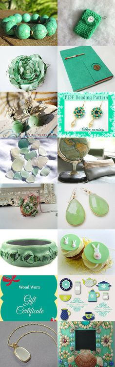 SEA OF AMAZING GIFTS by Carol Becker on Etsy--Pinned with TreasuryPin.com