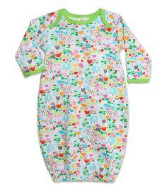 Elephantasia Newborn Gown