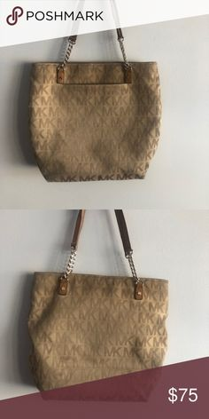 e20f4c73f4980 Michael Kors Tote Used in medium condition. Michael Kors Bags Totes