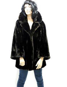 2f76ae47c238 70 Best faux fur coats images in 2019 | Fur collar coat, Fur coats, Furs