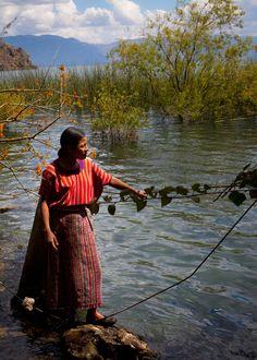 Lake Atitlan, Guatemala Mayan Language, Step Pyramid, Lake Atitlan, Mesoamerican, Ethical Fashion, Jaguar, Mosaic, Culture, Spring