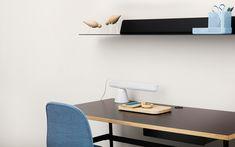Acrobat table lamp aubergine – playful and futuristic lighting Futuristic Lighting, Modern Home Offices, Black Desk, Design Agency, Copenhagen, Innovation, Cool Designs, Norman, Table Lamp