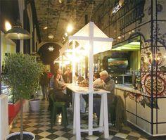 Mercado Gastronómico de Vejer de la Frontera (Cádiz), by @cosasdecome