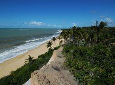 Praia do Espelho, Brasil  www.brisasdoespelho.com.br