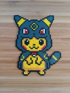 Embedded Embedded Related posts: Embedded ash and pikachu Embedded image permalink Pokemon Perler Beads, Pyssla Pokemon, Diy Perler Beads, Perler Bead Art, Perler Bead Templates, Pearler Bead Patterns, Perler Patterns, Pixel Art, Pixel Beads
