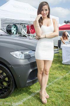 Nate Javelosa: Bimmerfest Pasadena 2013: Fine Ladies with BMWs ✿