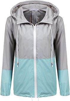 Shop a great selection of SoTeer Women's Waterproof Raincoat Outdoor Hooded Rain Jacket Windbreaker Colors S-XXL). Find new offer and Similar products for SoTeer Women's Waterproof Raincoat Outdoor Hooded Rain Jacket Windbreaker Colors S-XXL). Womens Windbreaker, Windbreaker Jacket, Hooded Raincoat, Hooded Jacket, Vest Coat, Puffer Vest, Raincoats For Women, Jackets For Women, Women's Jackets