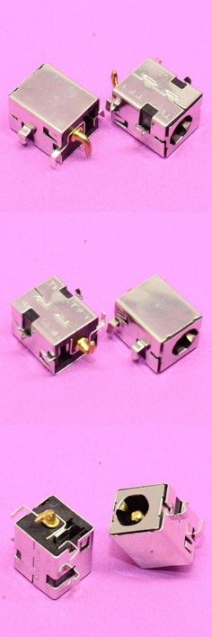 [Visit to Buy] Brand new 2.5mm DC Power Jack Golden pin for Asus K52JR A52 A53 K52 k53 U52 X52 X53 X54 PJ033 A43 X43 A53 A53S U30 LAPTOP #Advertisement