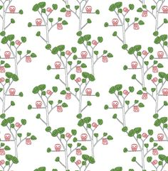 great owl pattern