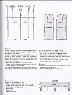 COME REALIZZARE IL CARTAMODELLO DI UNA GONNA-grading pattern-sviluppo taglie-confezione Blue Berry Muffins, Pattern Making, Zig Zag, Planer, Sewing, Womens Fashion, Skirts, How To Make, Hobby