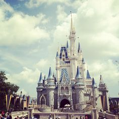 Walt Disney World, Cinderella's Castle, photo by Eric Embacher, EKE Photography