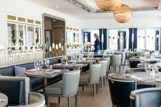 Thurlestone Hotel unveils The Trevilder restaurant after massive refurbishment Fresh Market, New Menu, Wine List, Fine Dining, New Recipes, Table Settings, Restaurants, Furniture, Home Decor