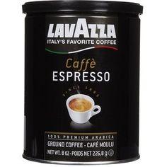 Lavazza Lavender Caffe Espresso Ground (12x8Oz)