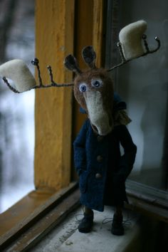 The cutest felt kids toys ever by Katerina Kozubenko - 20