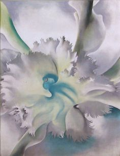 O'Keeffe 1975, Orchid