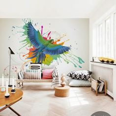 See PIXERS' design ideas - Parrot. Our arrangement suggestion for your interior