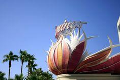 flamingo casino rétro à Las Vegas