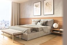 When you think of neutrals in an interior design context, which colors do you imagine? Beige and wood typically make a lovely duo, as do white and grey – but